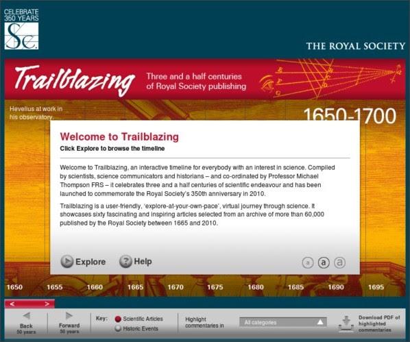 http://trailblazing.royalsociety.org/