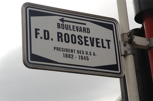 Roosevelt Street - Luxembourg