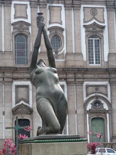 Mulher com Anfora, Rio