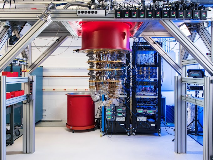 When lowering the temperature by one degree saves you millions of dollars: this is quantum computing