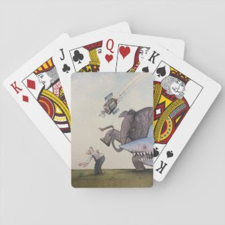 So You Think You're Lucky? Playing Cards