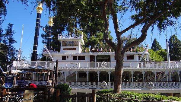 Disneyland Resort, Disneyland, Mark Twain, Refurbishment, Refurb