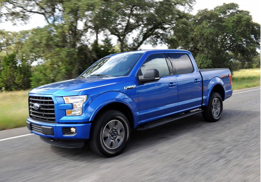 2015 Ford F-150 Pictures/Photos Gallery - MotorAuthority