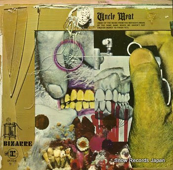ZAPPA, FRANK & THE MOTHERS OF INVENTION uncle meat