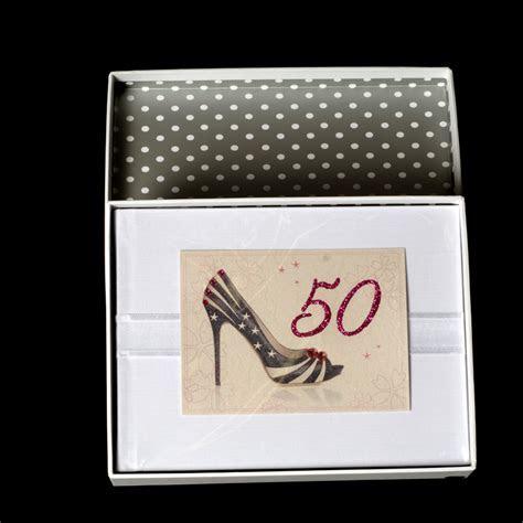 50th Birthday Album (10268)   Olive Branch Gifts   Unusual