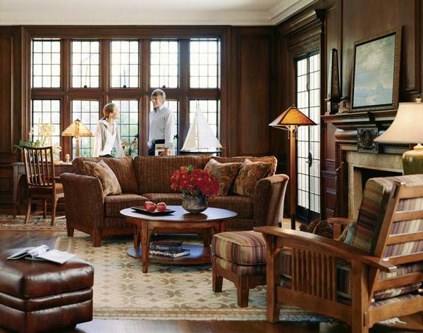 Traditional Style Interior Design | InteriorHolic.