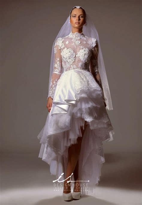 Innovative Wedding Dresses by IS Design House signed by