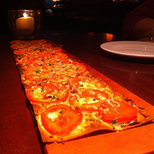 Awesome Flatbread Pizza Appetizer. @seasons52