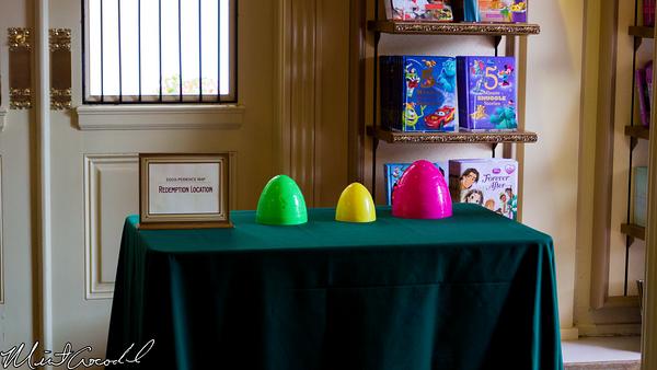 Disneyland Resort, Disneyland, Easter, Egg, Hunt, Egg-stravaganza, Redeem, Redemption