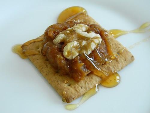 Honeyed Carrot Cake Butter Dessertchallenge Toast