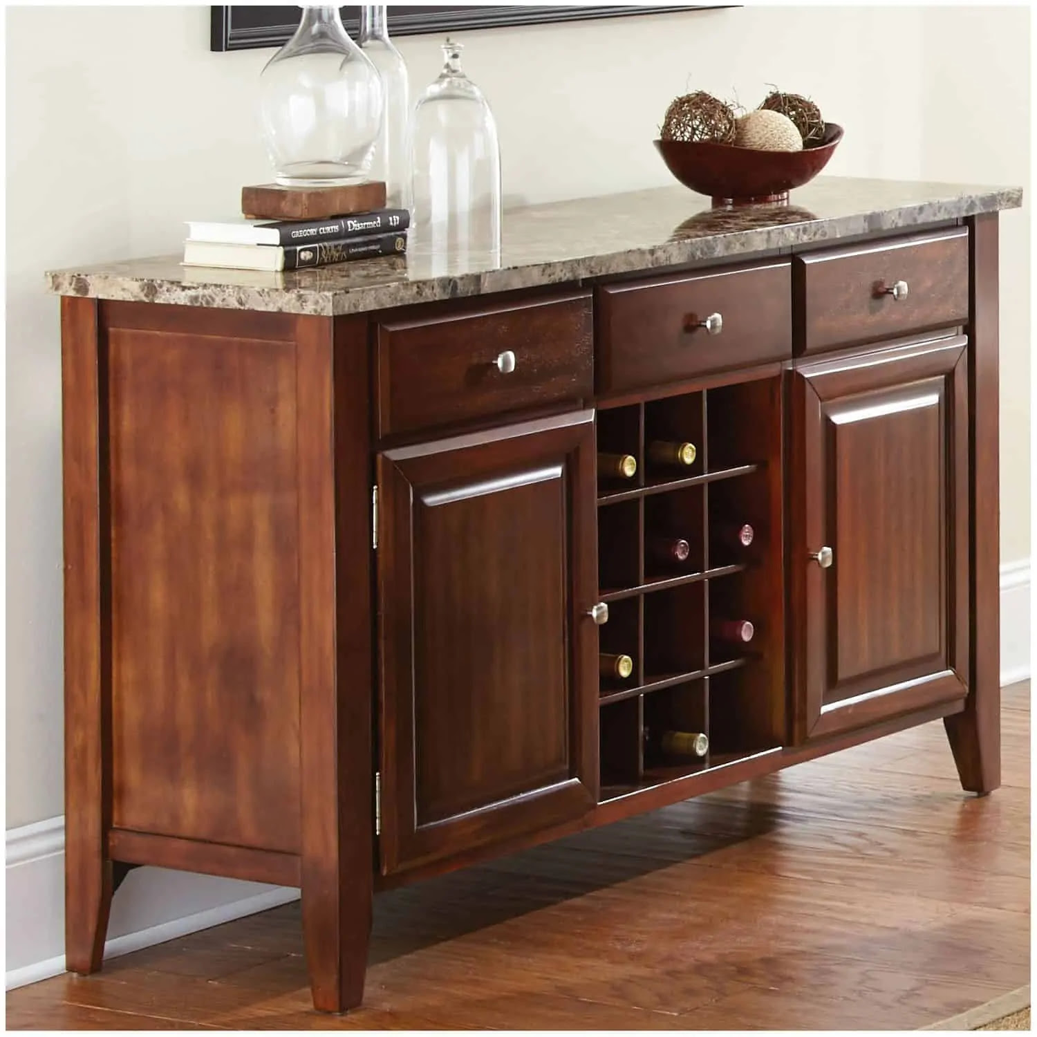 Know More About Buffet Cabinet - Decoration Channel