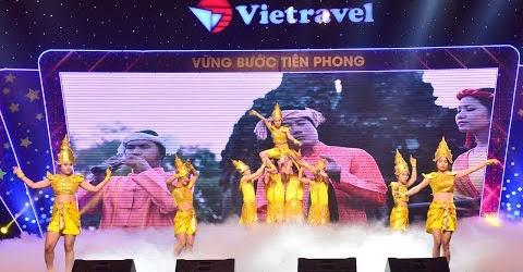 Trầm tích Phù Nam (#TTPN) - Múa | Vietravel