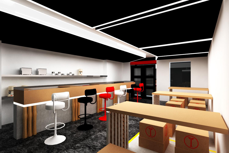 Small Cafe Interior Design | Joy Studio Design Gallery ...