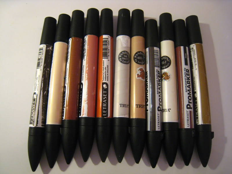 Letraset Pantone Promaker markers