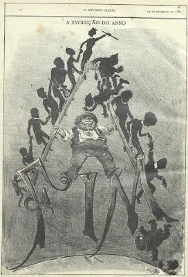 O António Maria - satirical magazine