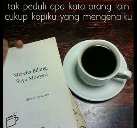 kata kata indah secangkir kopi april