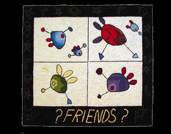 Friends? par Aillish O'Keeffe