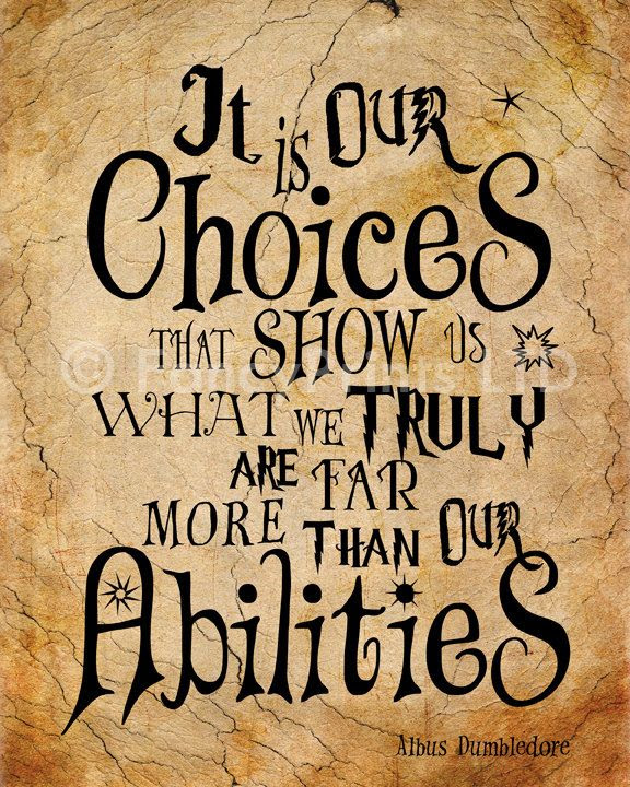 Dumbledore Harry Potter Quotes. QuotesGram
