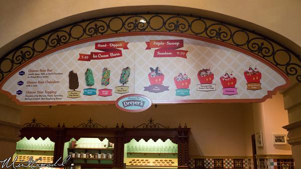 Disneyland Resort,Disney California Adventure, Buena Vista Street, Clarabelle's