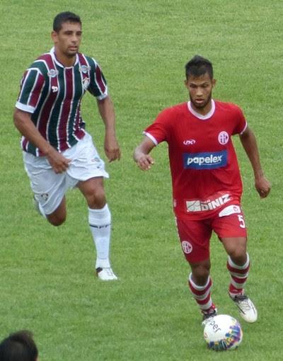 Fluminense america (Foto: Raffa Tamburini / America Rio)