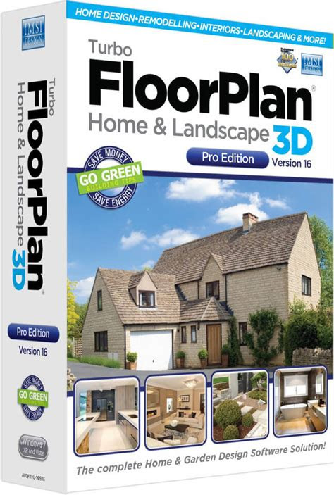 turbo floorplan home landscape pro  pc zavvi