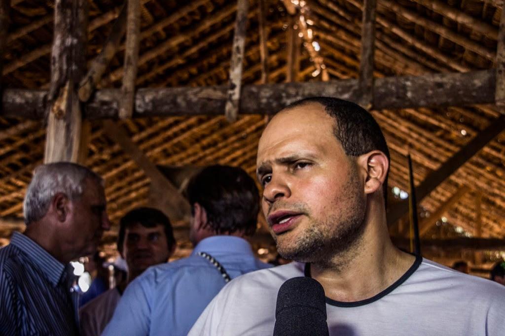 O procurador da República Reginaldo Trindade criou o grupo Clamor (Foto: Marcela Bonfim/AmReal)