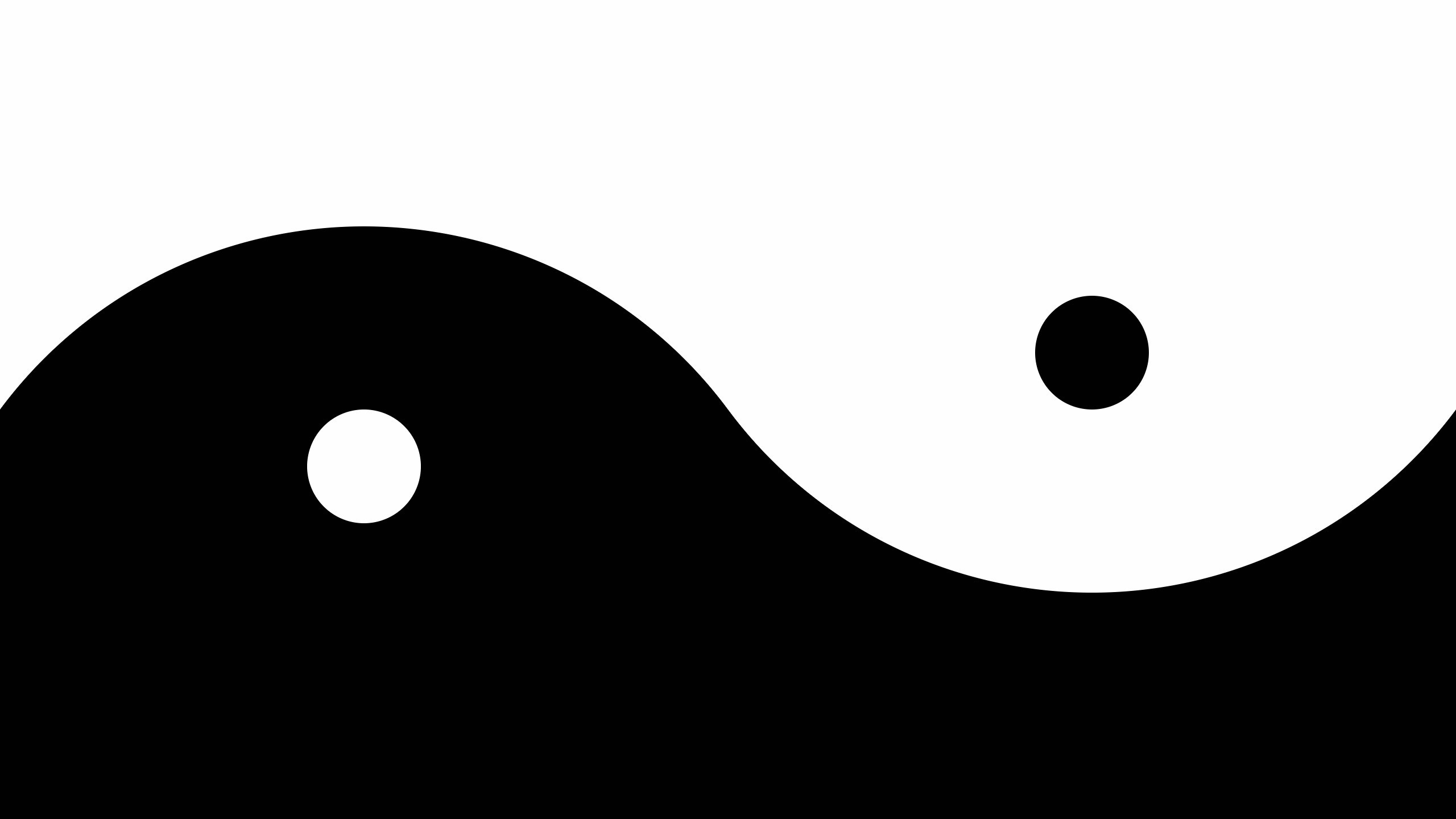 Yin Yang Wallpapers (73+ background pictures)