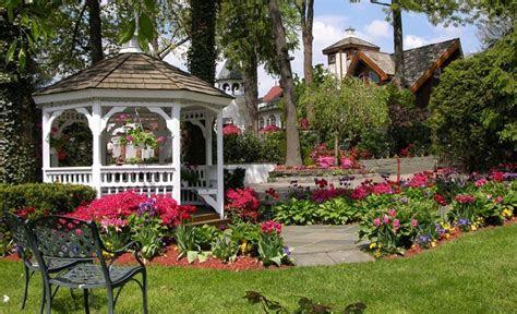outdoor wedding venue  long island garden gazebo