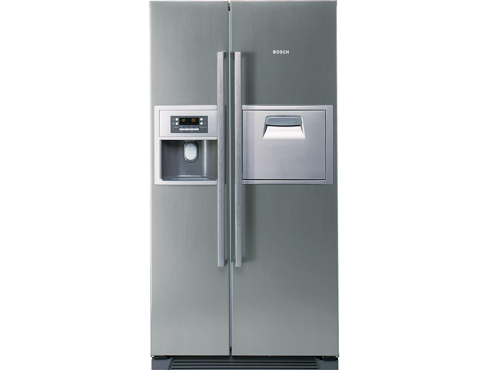 Smeg Kühlschrank Abtauen : Bosch side by side kühlschrank bedienungsanleitung marty
