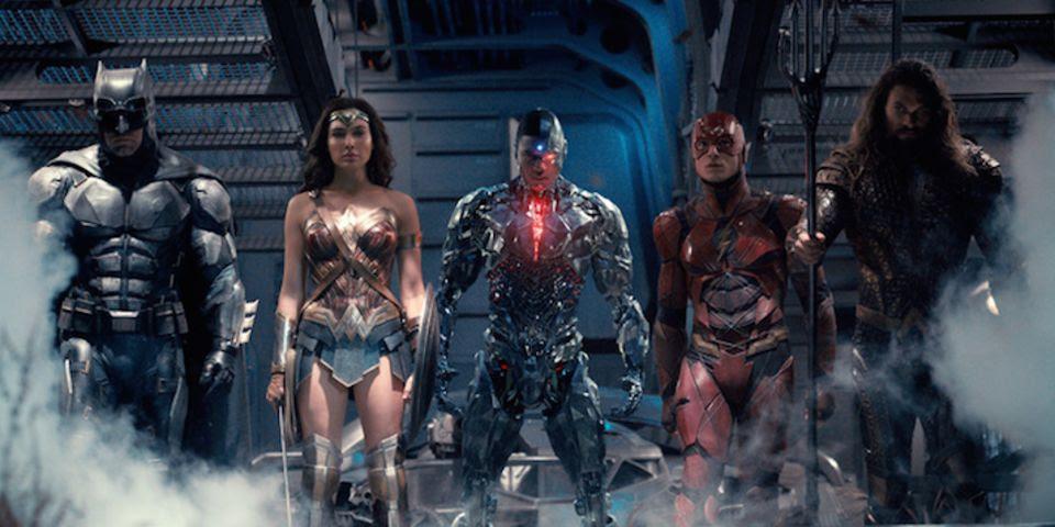 Resultado de imagem para League of Justice 2017 new posters
