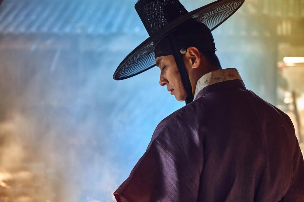 "Teaser trailer and first stills for Netflix drama series ""Kingdom"" | AsianWiki Blog"