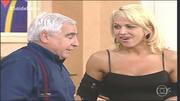 Marinara Costa sensual na serie Sai Baixo
