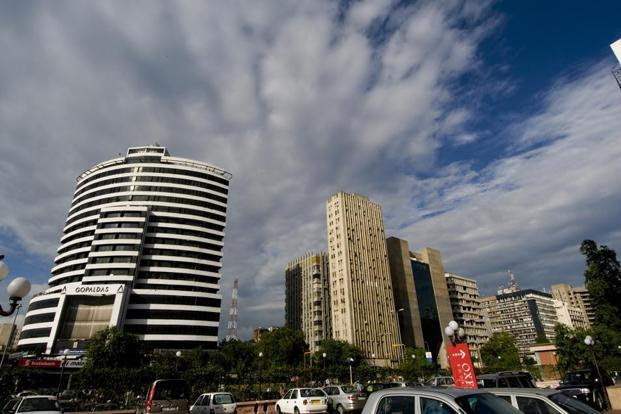 The report suggests annual rental income earned from office properties in Bengaluru, Mumbai and Delhi, as a percentage of the property price, is the highest across leading business centres. Photo: Ramesh Pathania/Mint