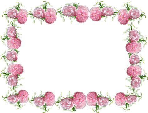foto gratis bingkai batas mawar lili bunga gambar