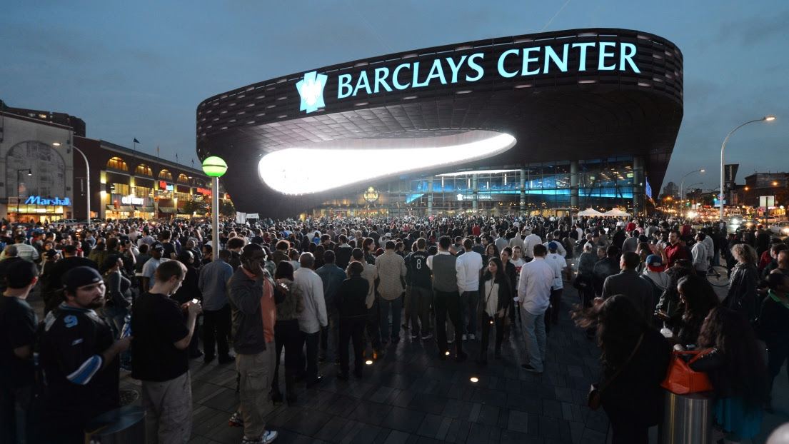 Le Barclays Center