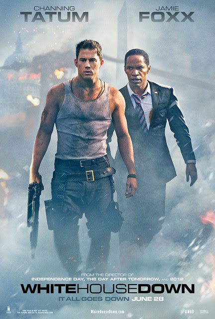 White House Down - Poster