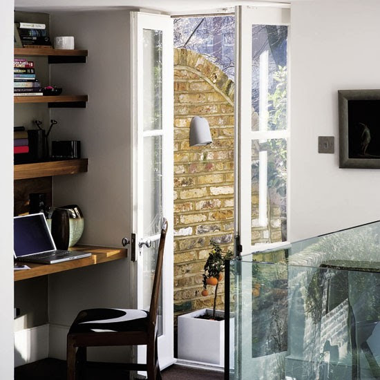 Home office | Show-stopping Victorian terrace house tour