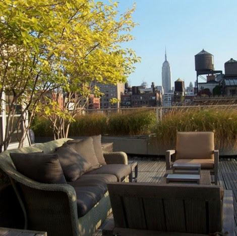2011 Garden Terrace Design Picture 2