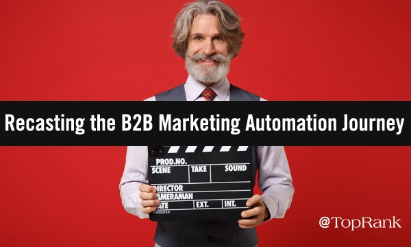 Find, Engage and Close: Demandbase's Jon Miller on Recasting the B2B Marketing Automation Journey #B2BMX