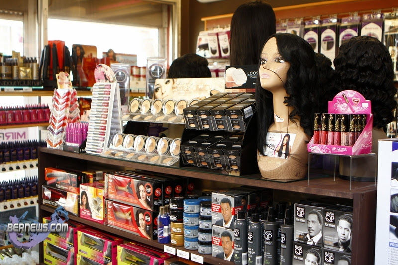 Photos: New Hair/Beauty Supply Store To Open - Bernews