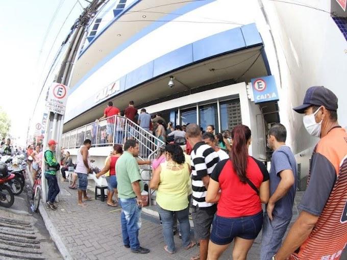 Caixa abre 10 agências na Paraíba para pagamento do auxílio emergencial