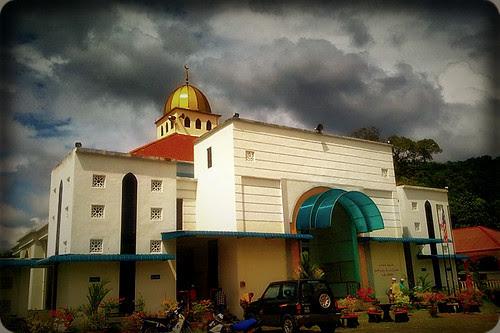 masjid di batu 3  jalan pahang tapah