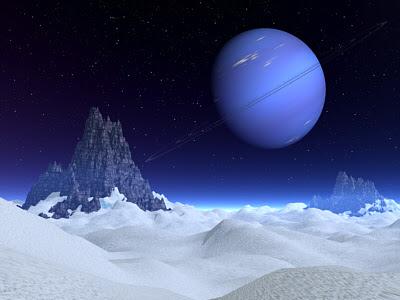 MONTESSORI ASTRONOMY : Planets - Neptune ~ Pinegreenwoods