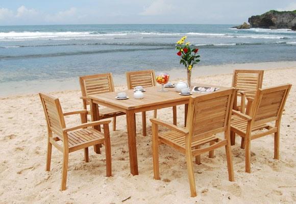 Cuidados para los muebles de madera de teca - Muebles de madera de teca ...