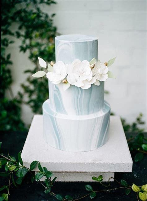 10 Pinterest Worthy Non White Wedding Cakes   Brides