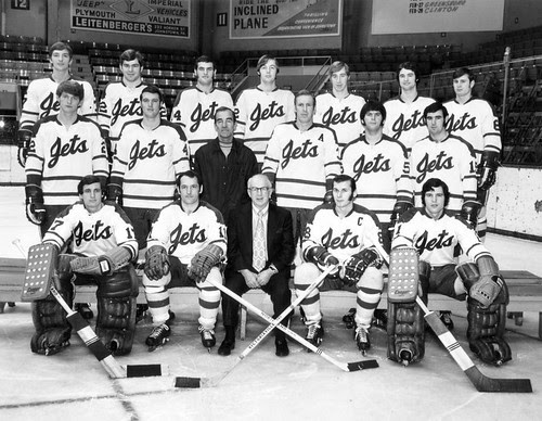 1970/1971 Johnstown Jets