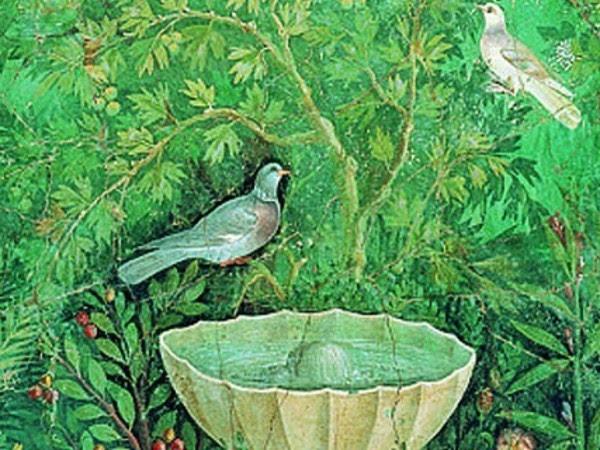 Risultati immagini per immagini arte greca affreschi