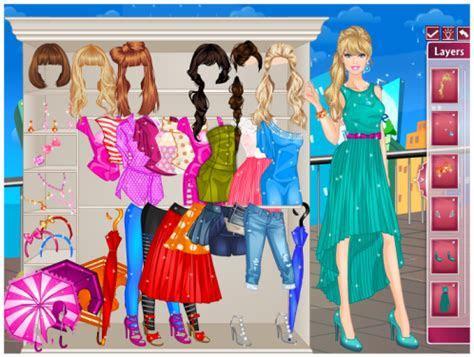 Free online Barbie dress up games ? Dress Up Barbie Games