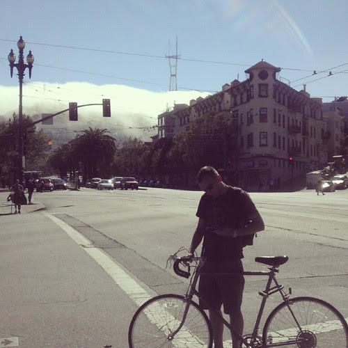 San Francisco Summer by meligrosa