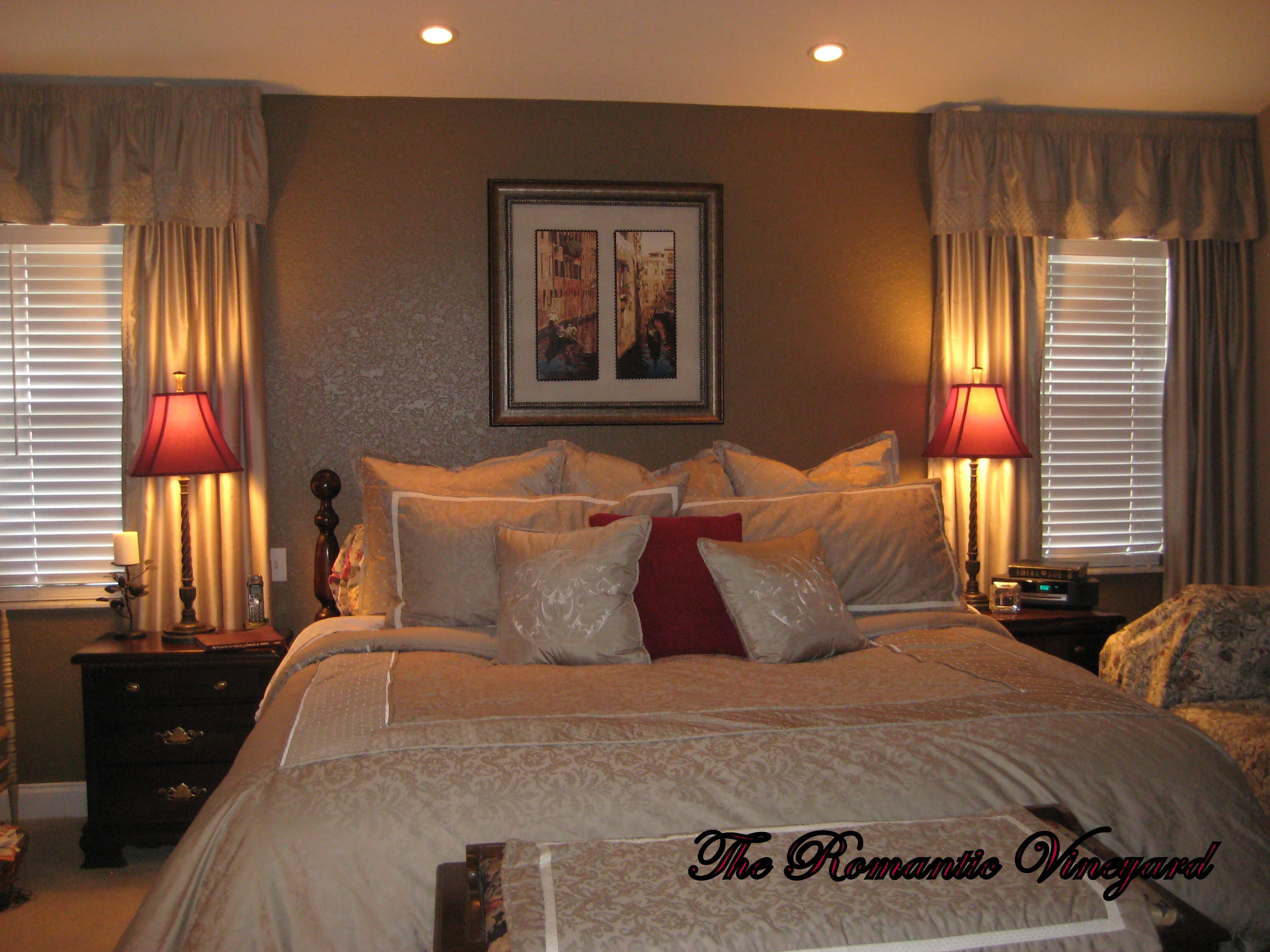 30 Romantic Master Bedroom Designs